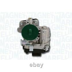 1 Butterfly Body Magneti Marelli 802001897107 Is Suitable For Alfa Romeo Fiat Opel