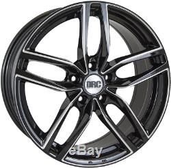 17 Bmf Drc Drs Wheels Alloy 5x98 Alfa Romeo 147 156 164 Gt Fiat 500l