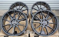 17 Novus 02 GB Wheels Alloy For Alfa Romeo 159 Brera Giulietta Giulia 8c