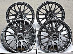 18 Alloy Wheels Cruize 170 Gm For Alfa Romeo 159 Brera Giulietta Giulia