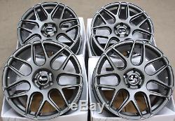 18 Cruize Alloy Cr1 Gm Wheels For Alfa Romeo 159 Brera Giulietta Giulia