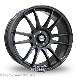 18 Gm Suzuka Wheels Alloy For 5x98 Alfa Romeo 147 156 164 Gt Fiat 500l Doblo