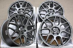 18 Wheels Alloy Cruize Cr1 Gm For Alfa Romeo 159 Brera Giulietta Giulia