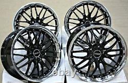 19 Cruize 190 Bp Alloy Wheels For Alfa Romeo 159 Brera Giulietta Giulia 8c