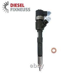 4x Injector 0445110351 55219886 95517513 0986435204 Bosch Fiat 1,3 D 552476710