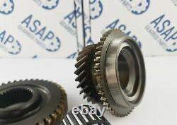 Alfa Romeo, Opel, Fiat M32/m20 Gearbox 6th Gear Pair 44/27 Da Teeth