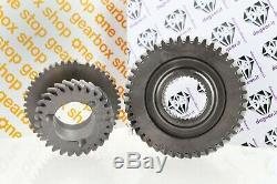 Alfa Romeo, Vauxhall, Fiat M32 / M20 6th Speed gear Pair 27/47 Teeth Da Gear