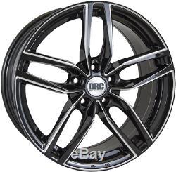 Alloy Wheels 17 X 4 Bmf Drs To 5x98 Alfa Romeo 147 156 164 Gt Fiat 500l