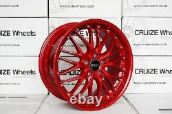 Alloy Wheels 18 Cruize 190 Fcr For Alfa Romeo 159 Brera Giulietta Giulia 8c