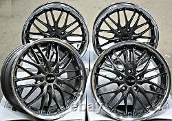 Alloy Wheels 18 Cruize 190 Gmp For Alfa Romeo 159 Brera Giulietta Giulia 8c