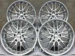 Alloy Wheels 18 Cruize 190 Sp Alfa Romeo 159 Brera Giulietta Giulia 36c