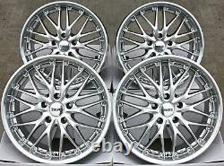 Alloy Wheels 18 Cruize 190 Sp To Alfa Romeo 159 Brera Giulietta Giulia 8c