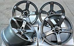 Alloy Wheels 18 Cruize Blade Gm Alfa Romeo 159 Brera Giulietta Giulia 8