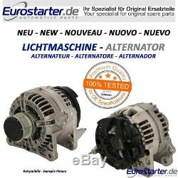 Alternator 120a New Oe Nr. 0124425005 Für Alfa Romeo, Fiat, Opel, Vauxhall