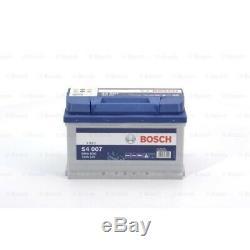 Bosch Starter Battery S4 For Alfa Romeo Audi Bmw Citroen Daf Fiat Ford Vw
