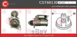 Casco Cst60130gs Starter Alfa Romeo Fiat Opel Vauxhall