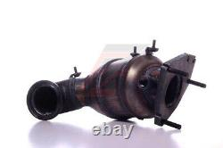 Catalyst. Alfa Romeo, Fiat, Opel, Saab 9-5 1.9td Tid Dpf / Fap 1910 CC 110 Kw