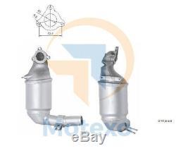 Catalyst Converter Alfa Romeo Mito 1.3jtdm (199a3) 9 / 08-4 / 11 (without Fap)