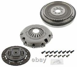 Clutch For Fiat Punto Alfa Romeo 1.3 Zms Equipment Em Kit