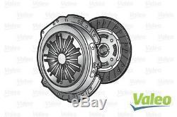 Clutch Kit For Alfa Romeo Lancia Fiat Abarth 500c 595c 312 312 000 A3 Valeo