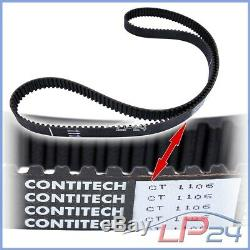 Contitech Distribution Of Water At Pump Kit + Alfa Romeo 159 1.9 Jtdm