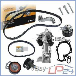 Contitech Timing Belt Kit + Water Pump Alfa Romeo Brera 2.0 Jtdm