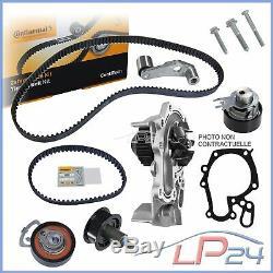 Contitech Timing Belt Kit + Water Pump Alfa Romeo Fiat Lancia 32482624