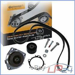Contitech Timing Belt Kit + Water Pump Alfa Romeo Giulietta 2.0 Jtdm 10