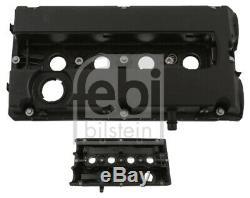 Cylinder Head Cover For Fiat Opel Astra H L48 Z 16 Xep Febi Bilstein