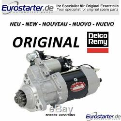 Delco Remy Starter New Original 8000048 Für Alfa Romeo, Fiat, Opel, Vaux