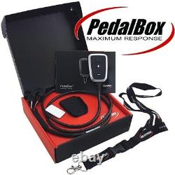 Dte System Pedal Box With Keychain For Alfa Romeo Cadillac Chevrolet Fiat MI