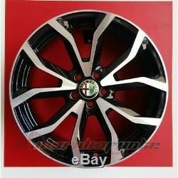 Esse1 / Bp 1 Alloy Wheels 18 Alfa Romeo Giulietta 940 1.4 Bifuel 10 From