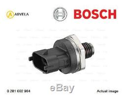 Fuel Pressure Sensor For Opel Iveco Opel Fiat Lancia LDV Z 17 Dth Bosch