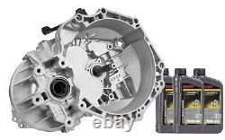 Gearbox M32 1.9 Opel Fiat Alfa Romeo 159 Guarantee 18 Months 6 Vites
