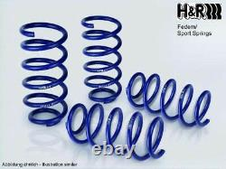 H&r Sport Springs For Alfa Romeo Mito 955 To 850kg Year Fab. 07/08- 35-40mm