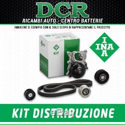 Kit Alfa Romeo Brera Timing Belt 939 2.0 Jtdm 170hp 125kw Ina