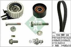 Kit Timing Belt Alfa Romeo 159 (939) 1.9 Jtdm 16v 136cv 100kw Ina