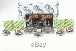 M20 / M32 Speed alfa Romeo / Opel / Vauxhall Bearing Kit Timken Snr