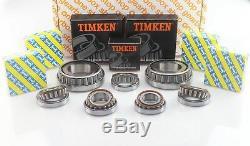 M20 / M32 Speed alfa Romeo, Opel, Vauxhall Timken Bearing Repair Kit Snr