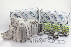 M32/m20 Gearbox Cap Case & Bearing Extension Kit 3 X 62mm Improved