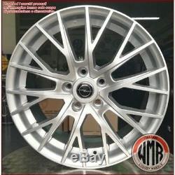 Mm1009 Si 4 Alloy Wheel Ece 17 5x110 X Alfa Romeo 159 Brera Distinctive 939