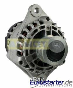 New Alternator Mit Oe Ina Für 63377005 Clutch Alfa Romeo, Fiat, Opel, Vaux