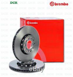 Pair Brake Discs Brembo 09.4939.21 Alfa Romeo Fiat Vauxhall