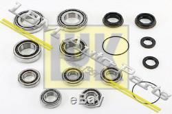Repair Kit, Steering Kit M32, Opel, Saab, Alfa Romeo, Fiat, Lancia. Ina 462015010