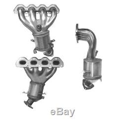Retec Pot Catalytic 06.60.058 Front For Alfa Romeo Fiat Opel