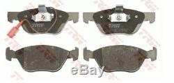 Set Front Brake Pads & Discs Trw Alfa Romeo 147 (937) 1.9 Jtd 115hp 85kw