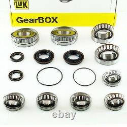 Set Revision Luk Bearings Speed Box Of M32 C544 Opel Fiat Alfa Romeo Saab