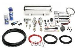 Ta Technix Air Shock Kit, Front Rear Alfa Romeo, Fiat, Opel, Mito
