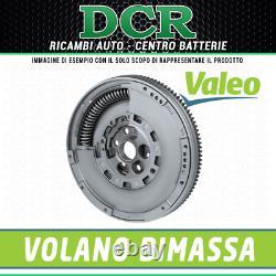 Volant D'inertie Valeo 836037 Alfa Romeo Mito 1.6 Jtdm À Partir From 09.08