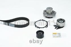 Water Pump Distribution Belt Set For Fiat Lancia Opel Suzuki Alfa Romeo